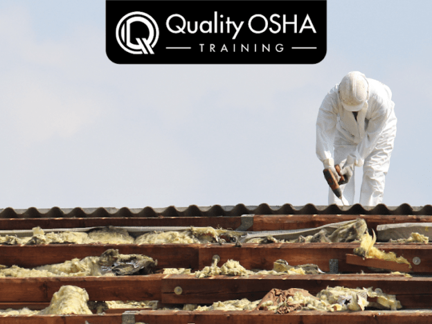 852 Asbestos Safety in the Workplace course image