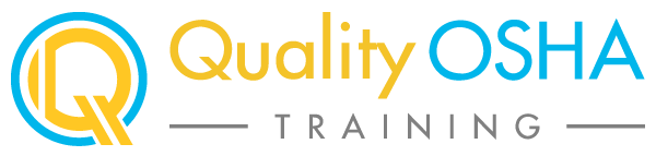 Quality OSHA Training Logo